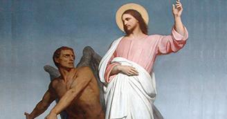 A AUTORIDADE DE JESUS CONTRA O MAL