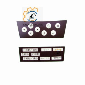 E320 Monitor, E320 7Y-5500 Monitor, Monitor For CAT Machine,E320C Monitor,E320C Monitor Surface