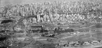 Aeroporto Campo de Marte em 1966