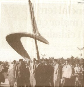 Obra de Niemeyer: a Voluta Ascendente.