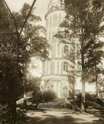 Canudo de João Teodoro foi demolido em 1900.