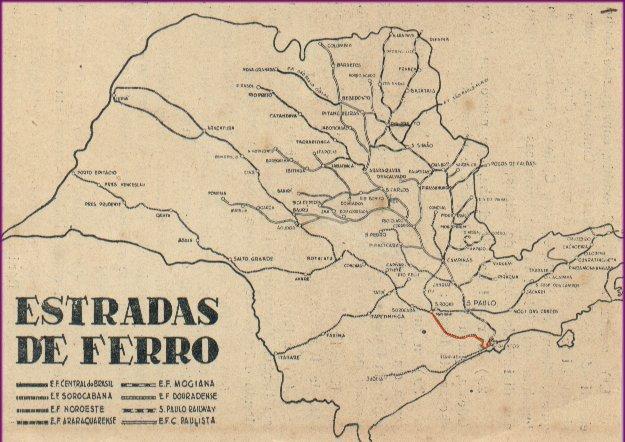 Estradas De Ferro