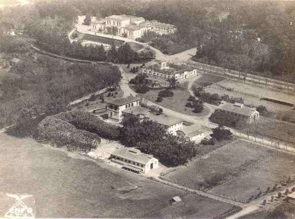 Registro do Butantã entre 1939 e 1940.
