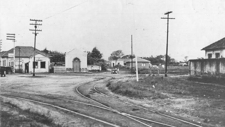 Largo do Socorro em 1936