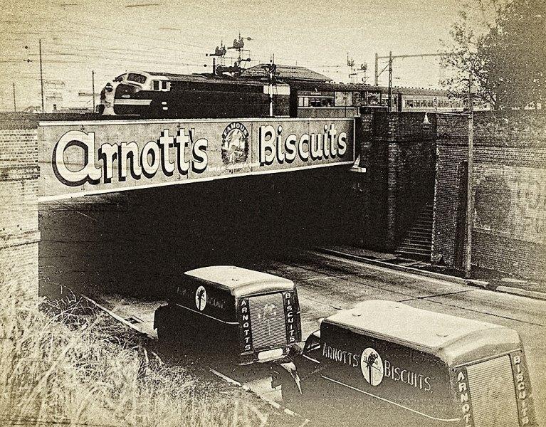 Arnotts Bridge