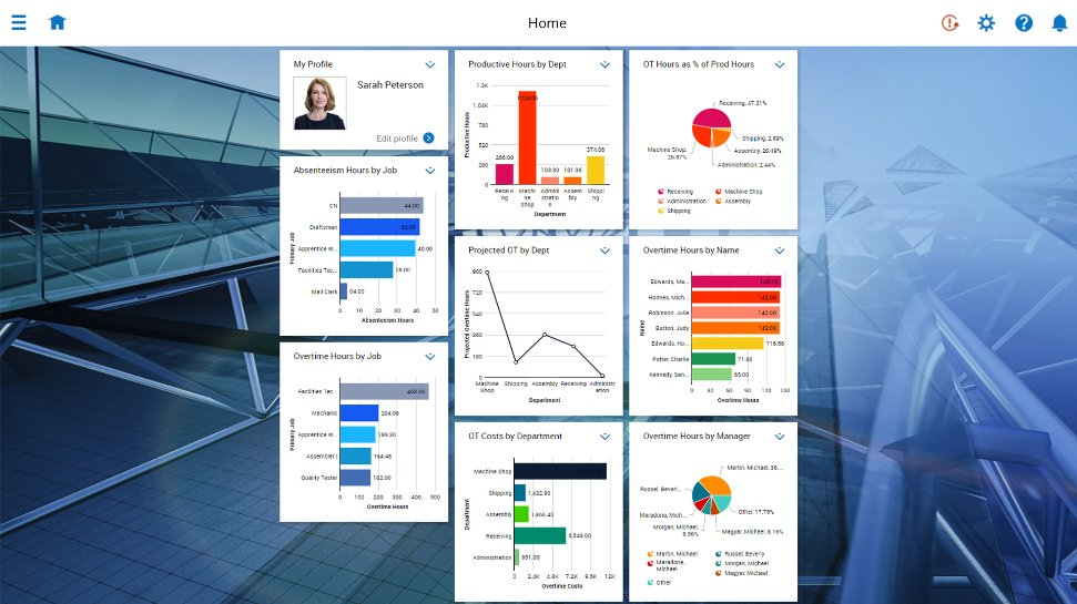 Time and Attendance Management HR Solutions SAP