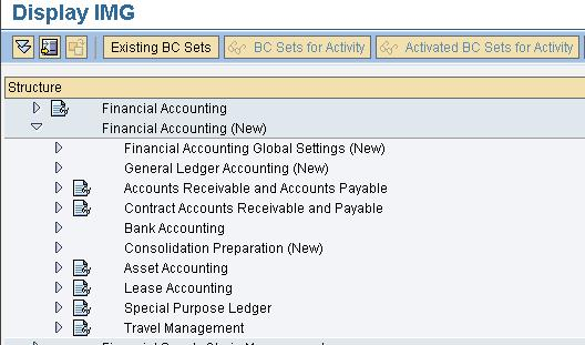 general ledger SAP Training HQ