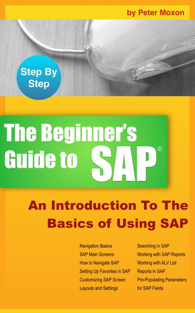 Beginners Guide To SAP \u2013 Book Launched - sap for beginners