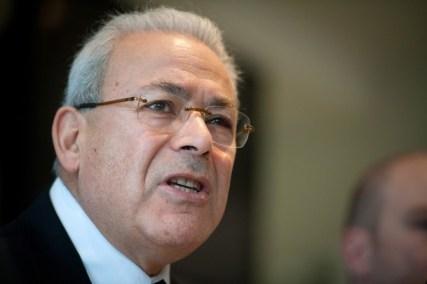 Syrian National Council 's President Bur