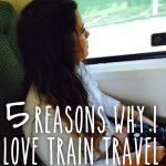 train travel