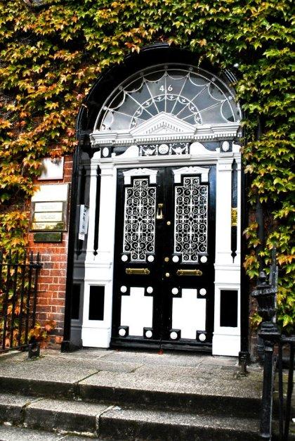 Georgian Doors
