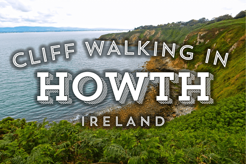 Cliff Walking in Howth