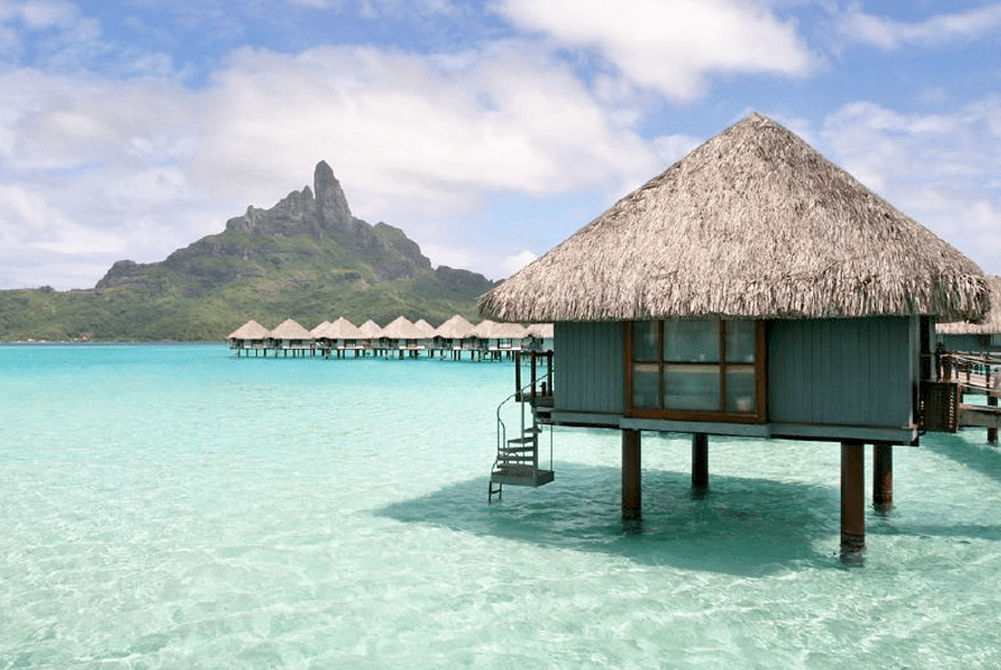 Here Are Some Favorite Dream Vacation Spots