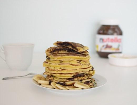 pancakes-nutella-recette-blog