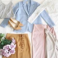 Spring Style Haul: F21, Zara, + Mendocino