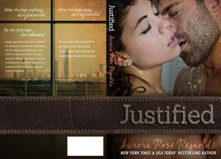 justified cover