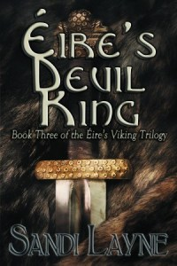 eire's devil king cover