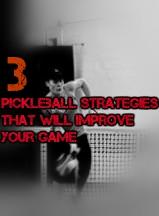 pickleball strategies ebook