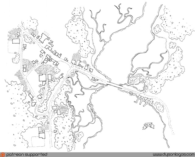 dyson logos maps
