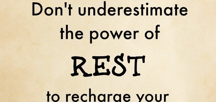 24-Day Challenge, Day 6: The Power of REST!