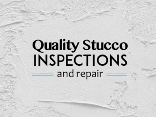 Quality Stucco Inspections