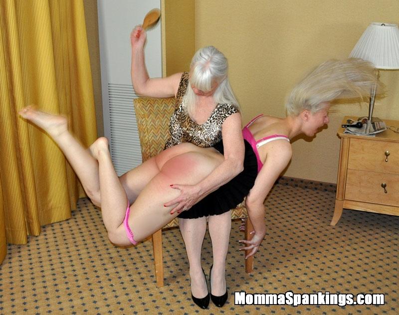 bare bottom spanking drawing