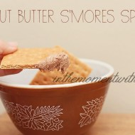 Peanut Butter S'mores Spread