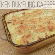 Chicken Dumpling Casserole | #QuickFixCasserole