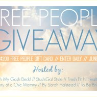 Free People Giveaway {CLOSED}