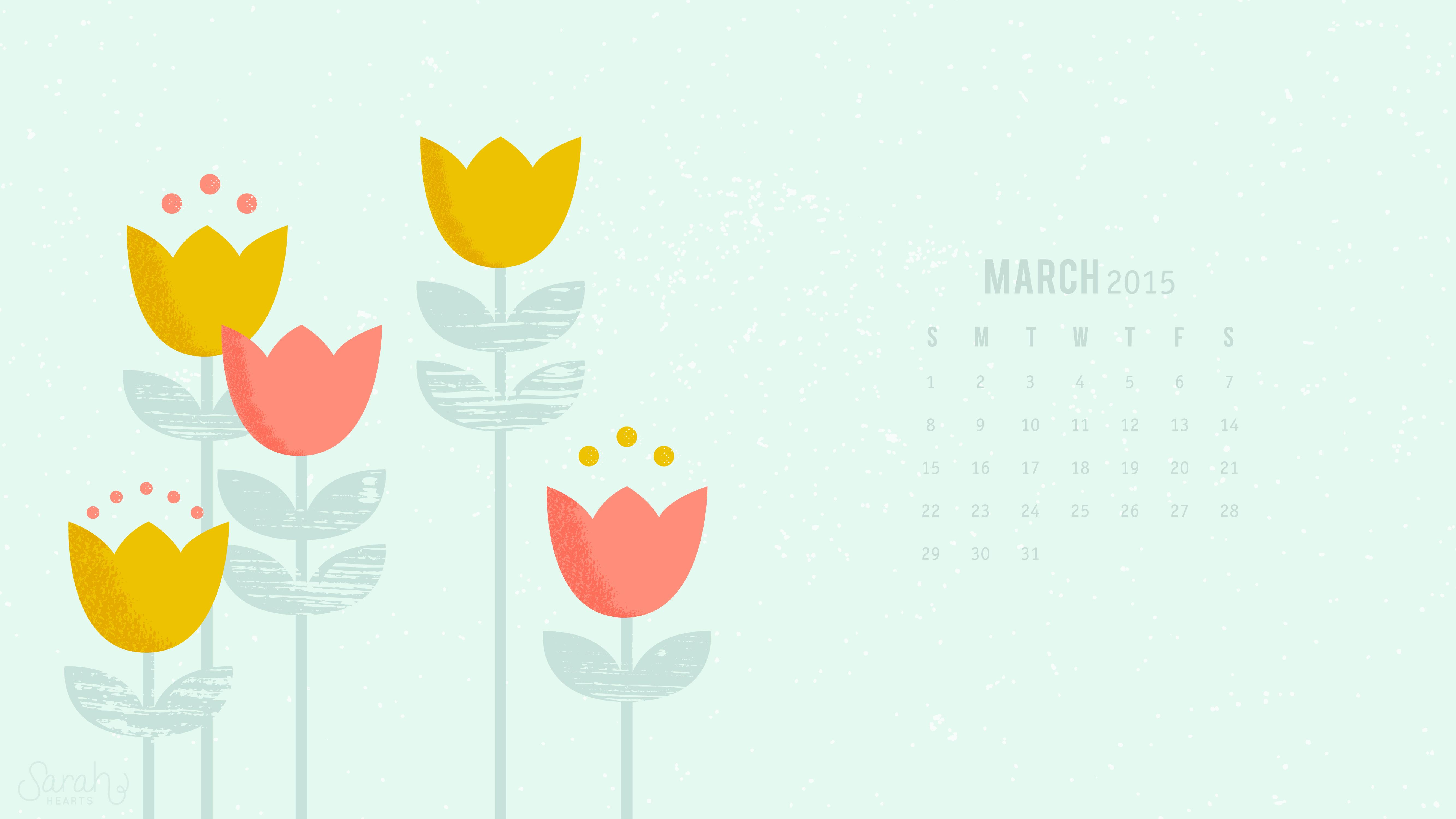 Sunflower Wallpaper Quote Desktop March 2015 Calendar Wallpaper Sarah Hearts
