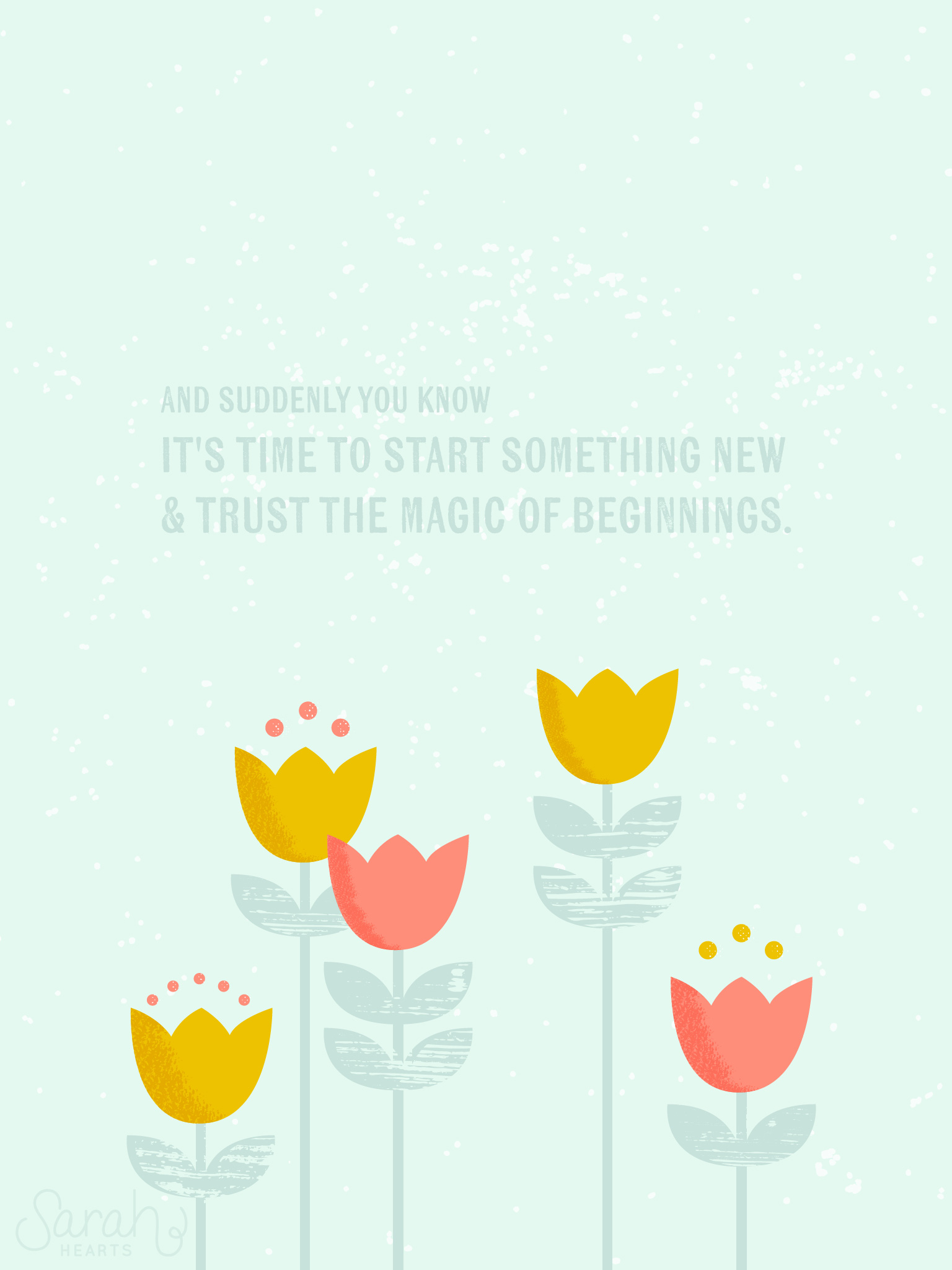 Iphone 6 Quote Wallpapers March 2015 Calendar Wallpaper Sarah Hearts