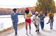 Forrest Gump   Group Costume division (on-location photo at Lake Fayetteville)