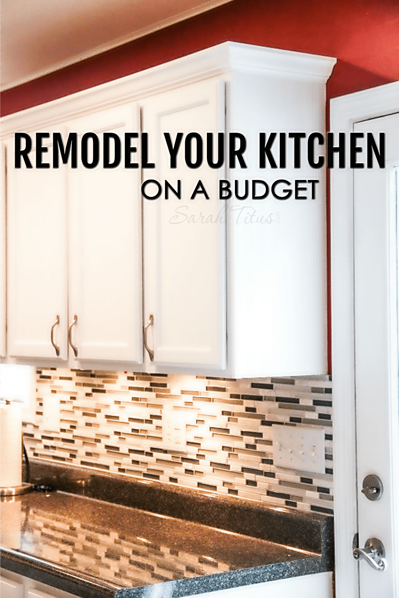inexpensive kitchen cabinets that look expensive inexpensive kitchen remodel Most kitchen renovations are very expensive but this trick can make your kitchen look brand