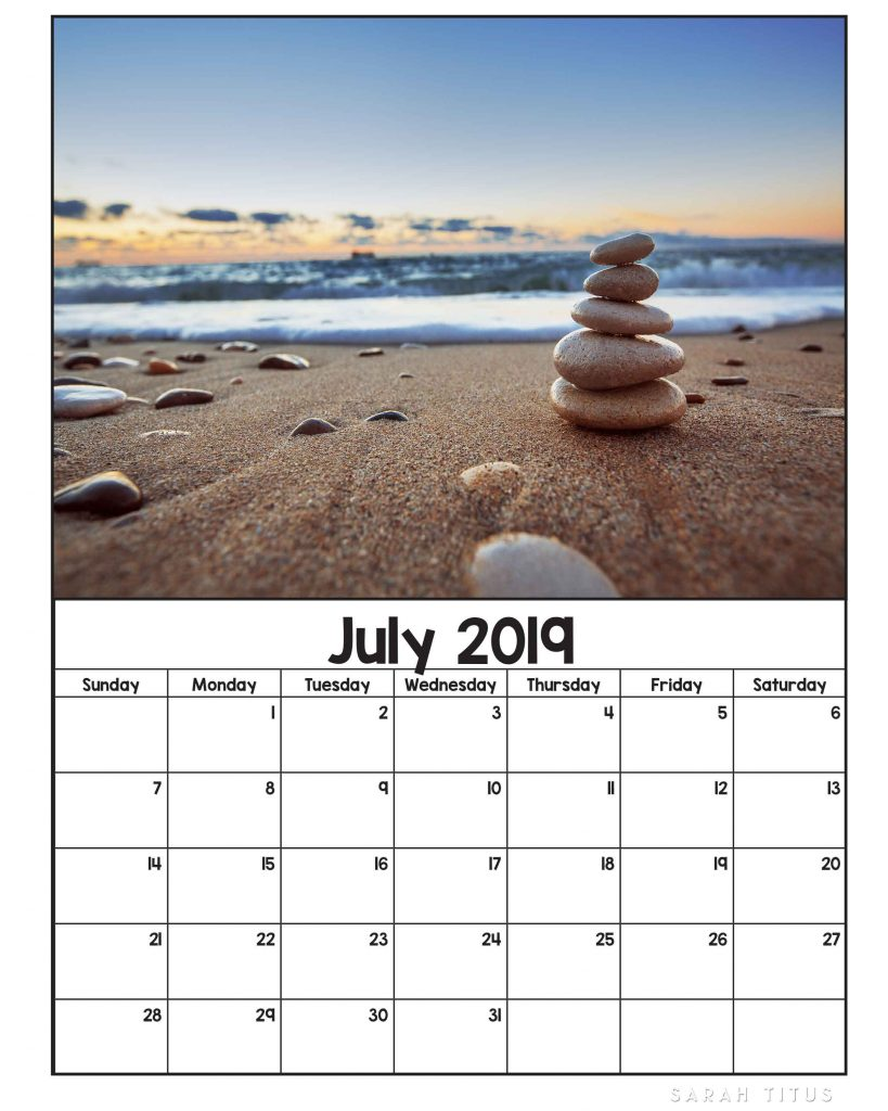 printable calendars april 2019