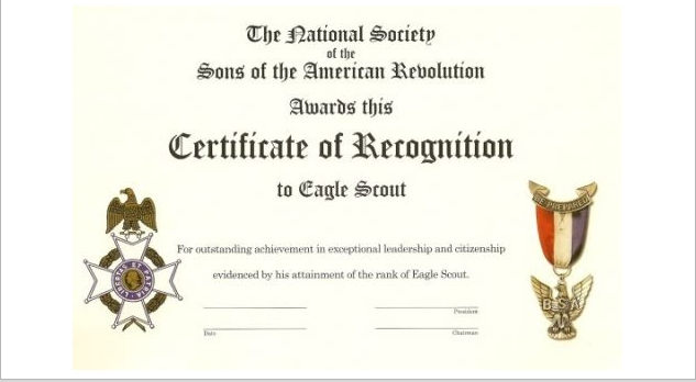 Sons of the American Revolution - Delta Chapter