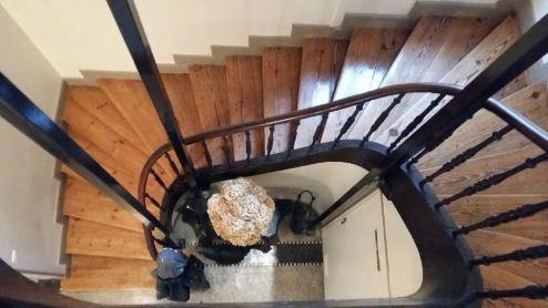 1cage d'escalier