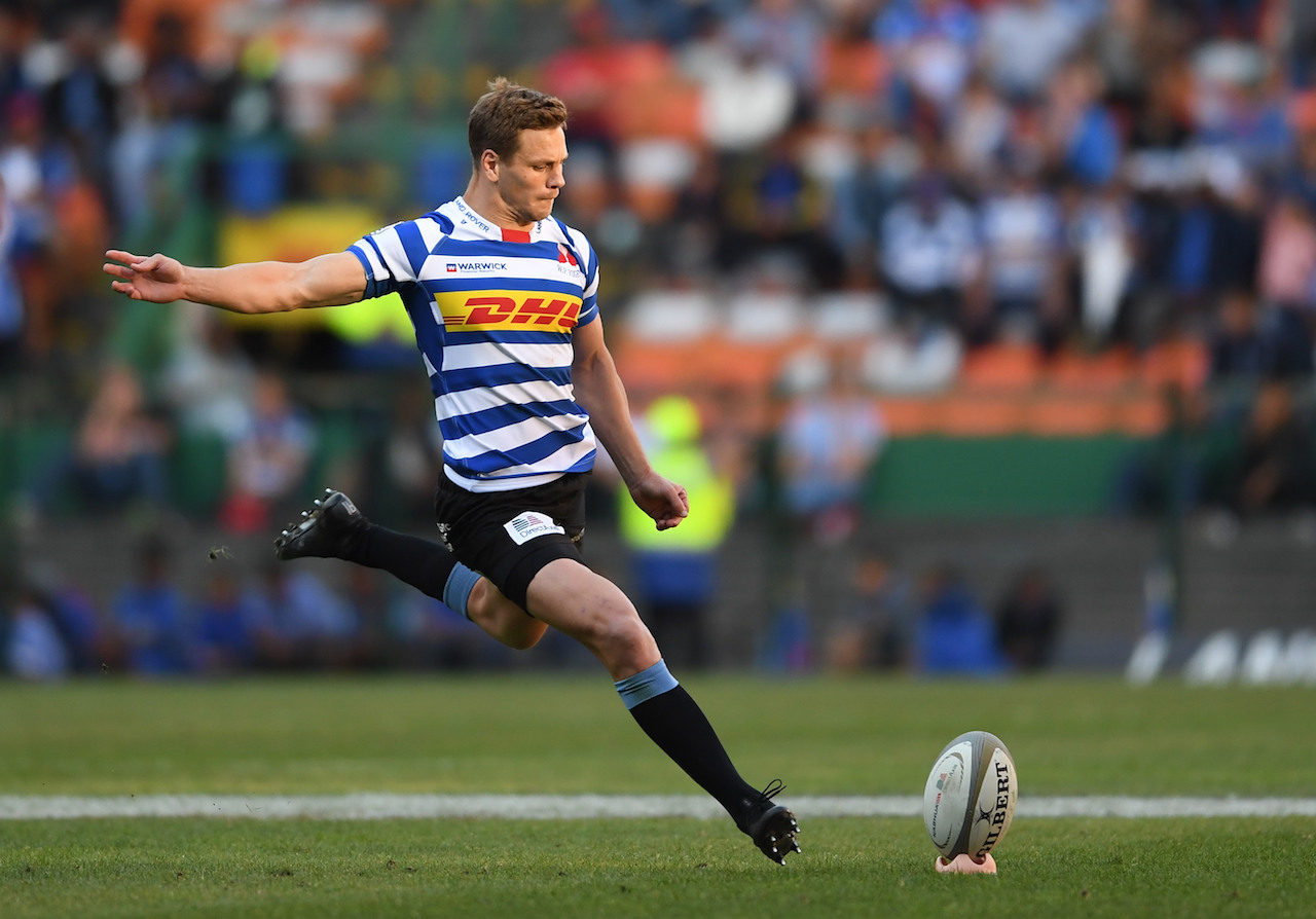 Sp Marais Boots Wp Into Currie Cup Final