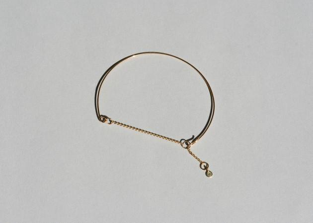 Wire Bracelet Saskia Diez