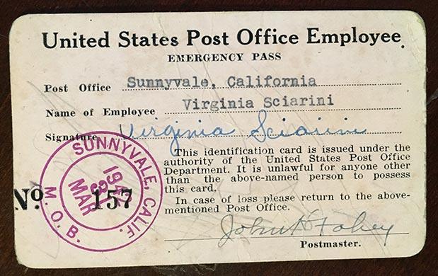 Vintage Documents saso