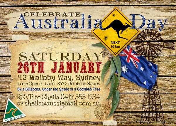 diy invitations australia
