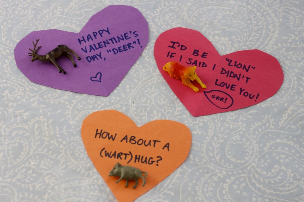 Non Candy Valentine39s Day Gift Bag Ideas For Kids Crafty