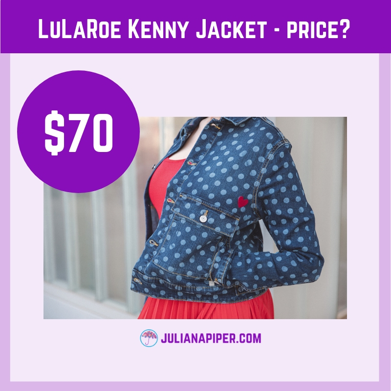 LuLaRoe Kenny Jacket sizing and price - Direct Sales and Home Based
