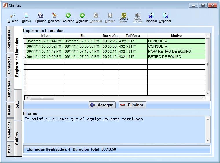 Software taller - sistema gestión de Servicio Técnico Descargar