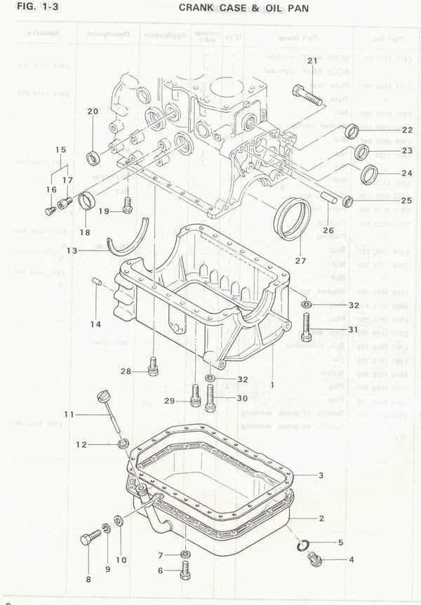 mitsubishi d2000 tractor wiring diagram