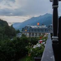 Vaellusmatkoista ja Bad Gasteinista