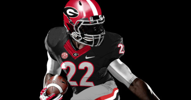 Kentucky Fall Wallpaper Will Georgia Wear Black Uniforms This Year Recruit Says Yes