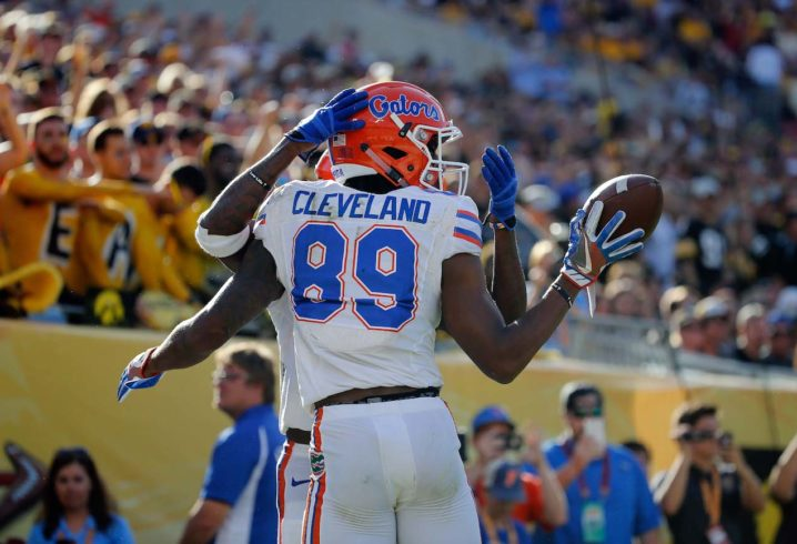 LOOK Florida releases first depth chart of season in anticipation