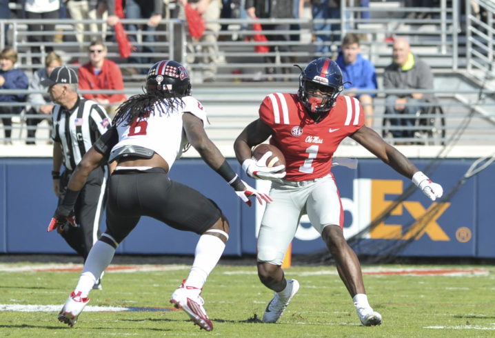 LOOK Ole Miss reveals fresh depth chart ahead of Week 1 matchup