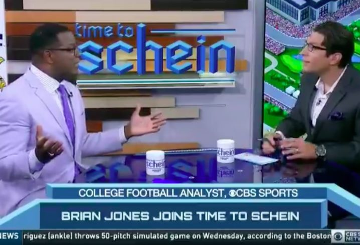 WATCH CBS Sports analyst predicts winner of the SEC will \u0027have at