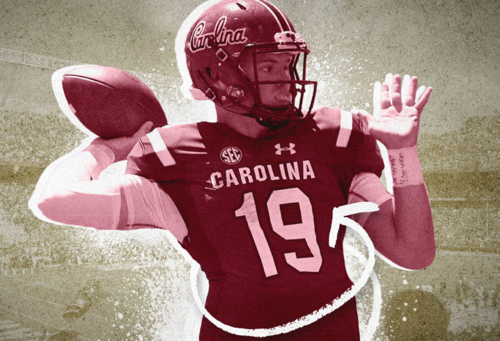 QB Curve Jake Bentley has all the tools Can he finally put them